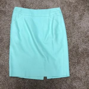 J. Crew Factory Pencil Skirt